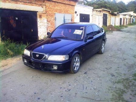 Honda Ascot 1993 - отзыв владельца