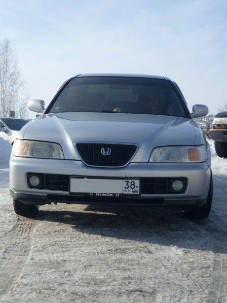 Honda Ascot 1994 - отзыв владельца