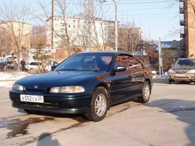 Honda Ascot Innova 1994 отзыв автора | Дата публикации 30.01.2007.