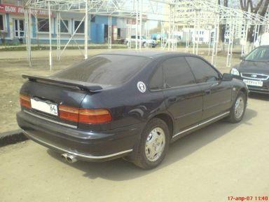 Honda Ascot Innova 1992 отзыв автора | Дата публикации 09.06.2007.