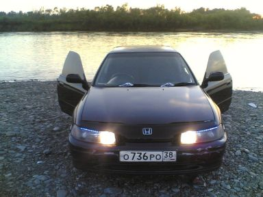 Honda Ascot Innova 1994 отзыв автора | Дата публикации 10.11.2012.