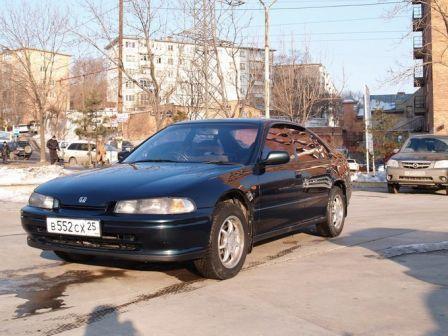Honda Ascot Innova 1994 - отзыв владельца