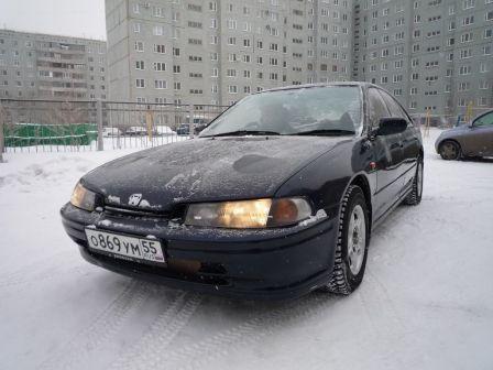 Honda Ascot Innova 1992 - отзыв владельца
