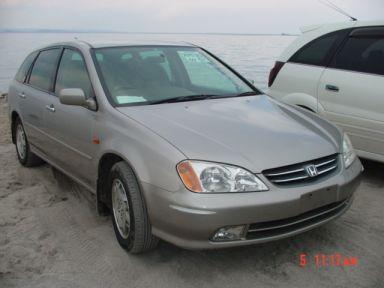 Honda Avancier 2000 отзыв автора | Дата публикации 30.12.2006.