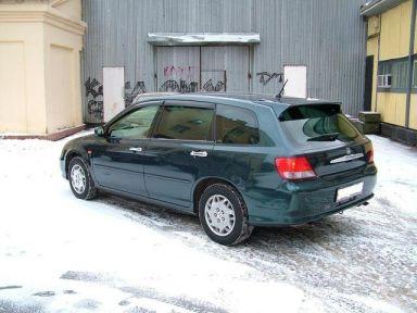 Honda Avancier 1999 отзыв автора | Дата публикации 18.11.2008.
