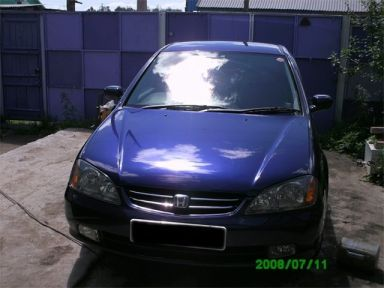 Honda Avancier, 2000