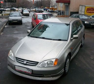 Honda Avancier 1999 отзыв автора | Дата публикации 23.08.2011.