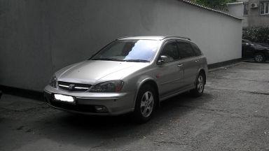 Honda Avancier, 2001