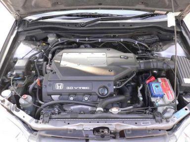Honda Avancier 2000 отзыв автора | Дата публикации 23.03.2005.