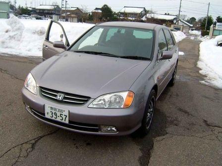 Honda Avancier 1999 - отзыв владельца