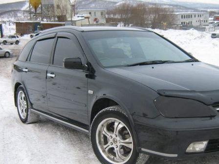 Honda Avancier 2000 - отзыв владельца