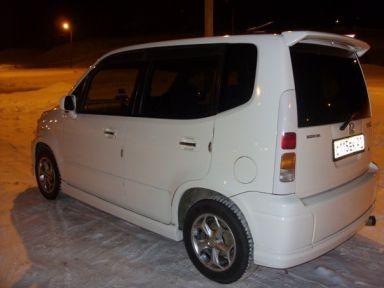 Honda Capa 2000 отзыв автора | Дата публикации 28.01.2010.