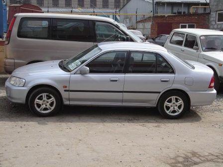 Honda City 2000 - отзыв владельца