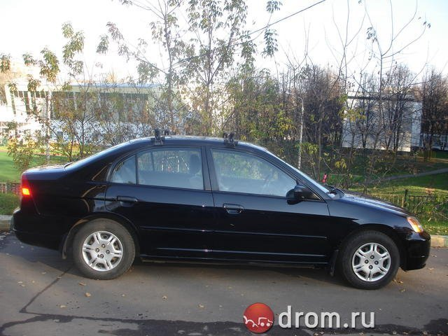 honda civic dx 2001 отзывы