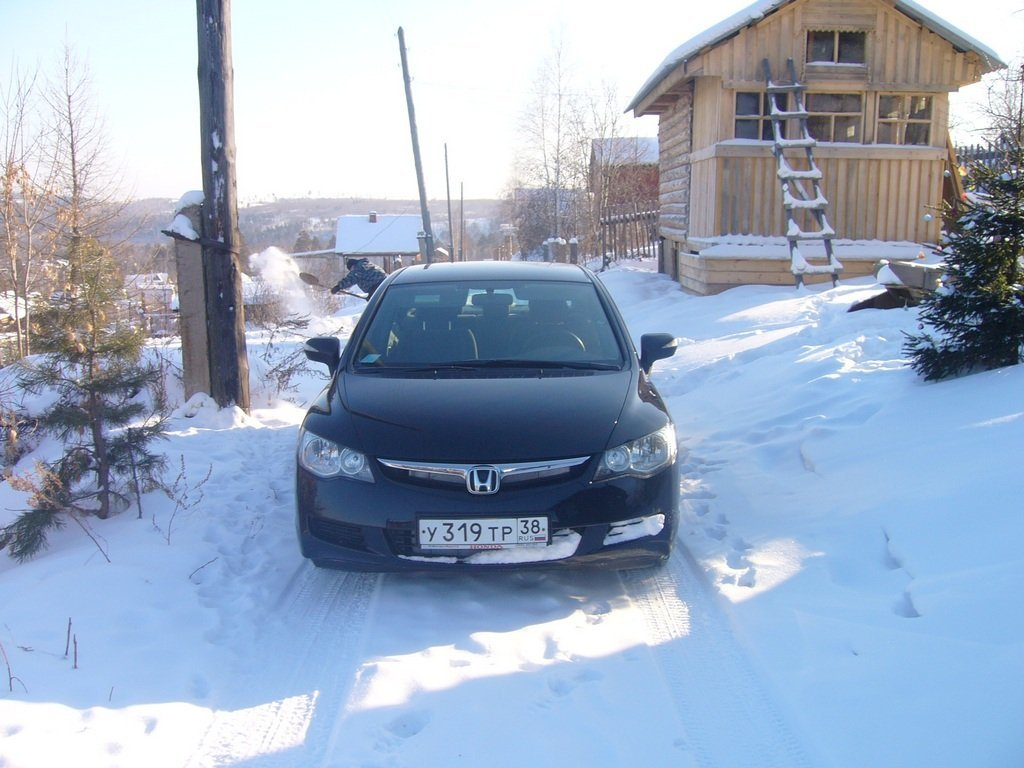 honda civic синтетика или минералка