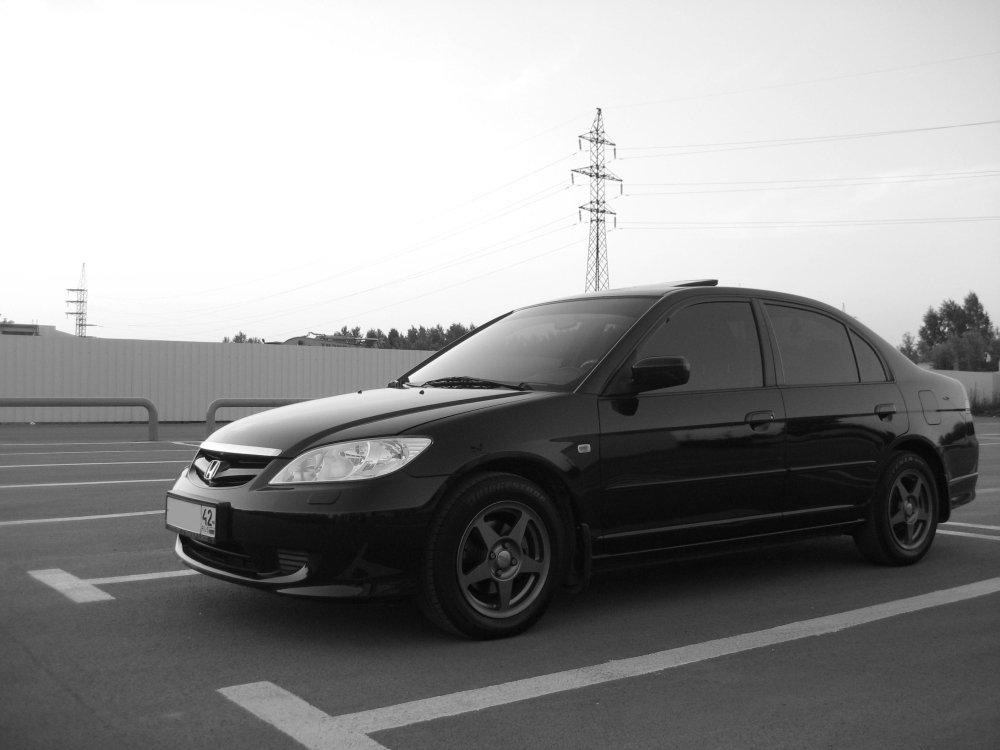 honda civic левый руль бензин 2001-2005 г.в