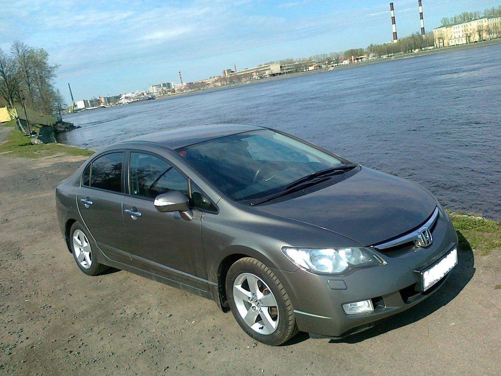 хонда цивик фото седан 2008