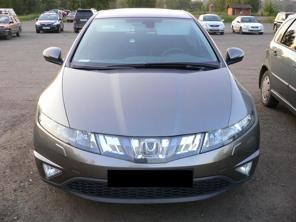 отзывы хонда цивик седан 2008 года