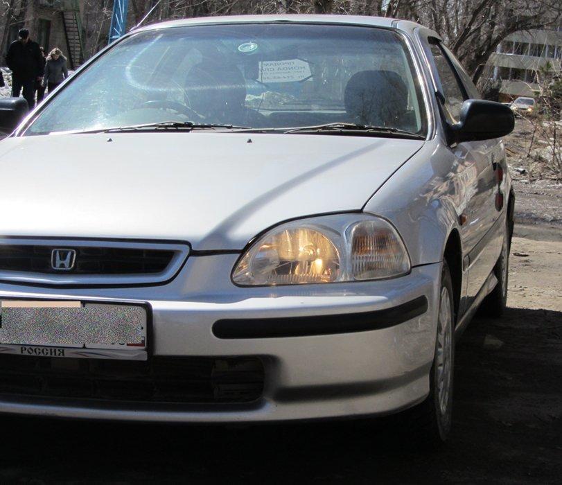 кузов honda civic, 1999 год европейка