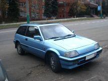 Honda Civic 1985 отзыв владельца | Дата публикации: 18.11.2008