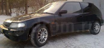 Honda Civic, 1988