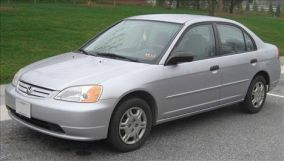 Honda Civic, 2002