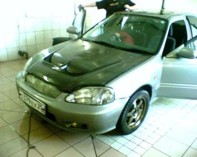 Honda Civic 1999 отзыв автора | Дата публикации 03.04.2006.