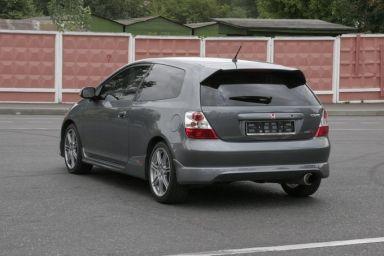 Honda Civic отзыв автора   Дата публикации 05.07.2008.
