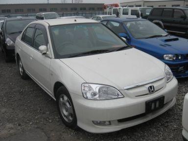 Honda Civic 2003 отзыв автора | Дата публикации 24.01.2009.