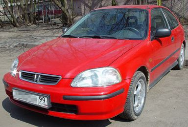 Honda Civic, 1998