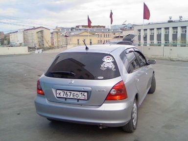 Honda Civic, 2001