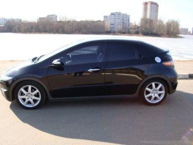 Honda Civic, 2008