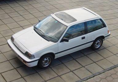 Honda Civic, 1986