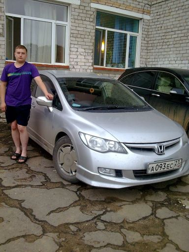 Honda Civic, 2006
