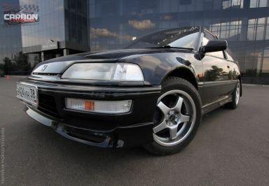 Honda Civic, 1990