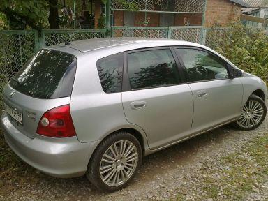 Honda Civic 2000 отзыв автора   Дата публикации 24.09.2011.