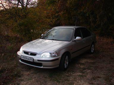 Honda Civic, 1998
