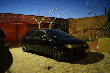 Honda Civic, 2010