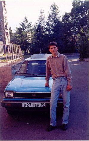Honda Civic 1983 отзыв автора | Дата публикации 31.03.2005.