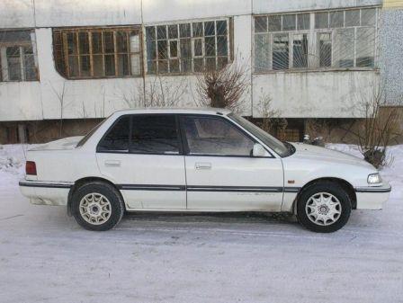 Honda Civic 1990 - отзыв владельца