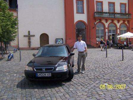 Honda Civic 1998 - отзыв владельца