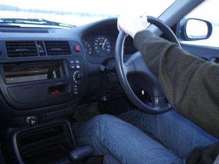 Honda Civic 1996 - отзыв владельца