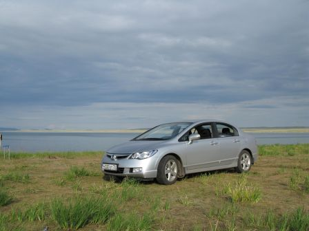 Honda Civic 2007 - отзыв владельца