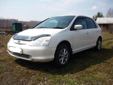Honda Civic 2000 - отзыв владельца