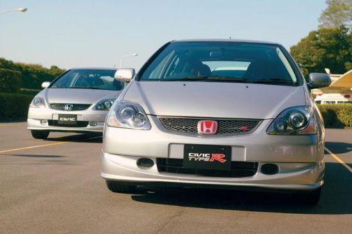 Honda Civic 2004 - отзыв владельца