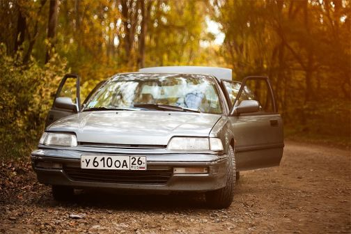 Honda Civic 1991 - отзыв владельца