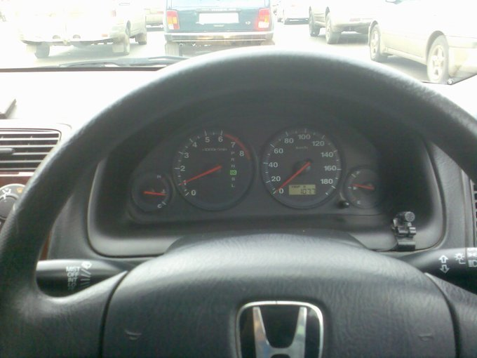 honda civic ferio 2001 год