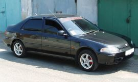 Honda Civic Ferio, 1991