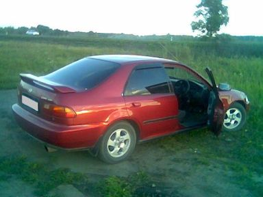 Honda Civic Ferio, 1995