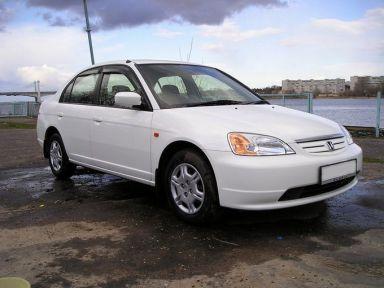 Honda Civic Ferio 2001 отзыв автора | Дата публикации 23.04.2007.